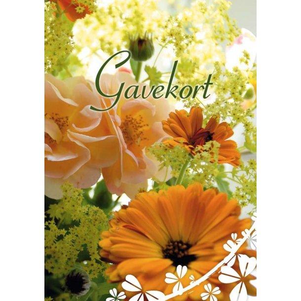 Gavekort - bestem selv prisen